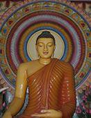 Buddha statue of Kataragama