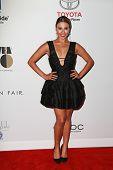 LOS ANGELES - NOV 19:  Genevieve Jackson at the Ebony Power 100 Gala at the Avalon on November 19, 2014 in Los Angeles, CA