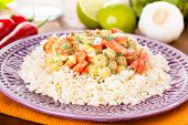 Curry With Chickpeas