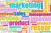 foto of marketing strategy  - Sales and Marketing Strategy Campaign as a Art - JPG