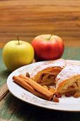 Apple Pie And Cinnamon