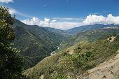 Andes La Paz