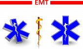 stock photo of paramedic  - Emergency medical technician - JPG