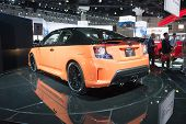 Scion Tc 2015 On Display On Display