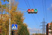 Error Of Traffic Light