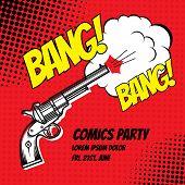 image of revolver  - BANG - JPG