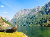 stock photo of viking  - Tourism and travel - JPG