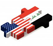 picture of iraq  - Vector Image  - JPG