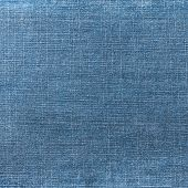 pic of denim jeans  - High resolution jeans denim blue texture or background  - JPG