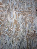 pic of curvy  - Old wood curvy pattern in a plywood - JPG