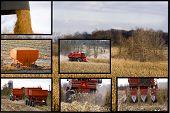Corn Harvest Composit