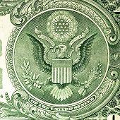 dollar banknote closeup