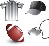 picture of offside  - football referee accessories - JPG