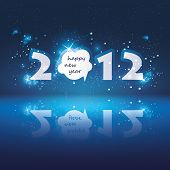 picture of new years celebration  - New Year Card - JPG