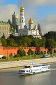 Moscow, Russia, Kremlin