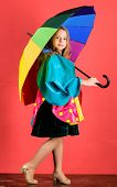 Waterproof Accessories Manufacture. Waterproof Accessories Make Rainy Day Cheerful And Pleasant. Kid poster