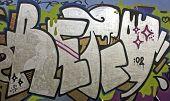 Graffiti em Amsterdam, Holanda