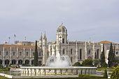 Monastery Basilica Estrela in Lisbon Portugal