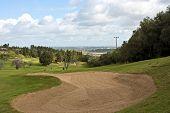 Campo de golfe em Portugal