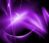 Abstract background. violet palette. raster fractal graphics.