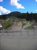 Whistler Ski Resort During The Summer