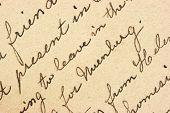 Alten Brief