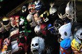 Masks At Market