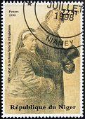 Queen Victoria Stamp