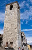 Church of St. Domenico. Narni. Umbria. Italy.
