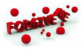 Forgive Text