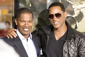 Jamie Foxx And Will Smith