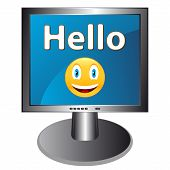 Hello With Smile