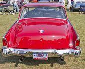 1964 Studebaker Gt Hawk Rear View