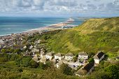 Portland and Chesil beach Dorset