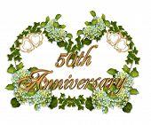 50Th Anniversary Card Invitation