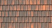 Old Tile Pantile For The Roof
