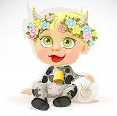 Baby Zodiac - Sign Taurus