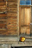 Rusty Bucket & Ghost Town Door