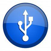 ícone de USB