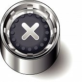 Rubber-button-round-x-close