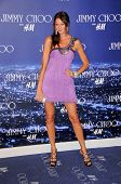 Mini Anden  at the Jimmy Choo For H&M Collection, Private Location, Los Angeles, CA. 11-02-09