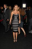 Beatrice Rosen at the premiere of '2012,