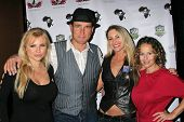 Vinnie Jones and the Sirens of Soccer at the World Cup Showdown Fundraiser, El Guapo Cantina, Los An