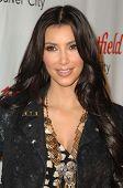 Kim Kardashian an appearance by the OK! Magazine's Beauty Editor, Westfield Culver City, Culver City, CA.  11-07-09