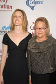 Lucy and Loraine Boyle at the International Myeloma Foundation's 3rd Annual Comedy Celebration for t