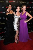 Constance Marie, Lizzy Weiss, Marlee Matlin at the 2012 Gracie Awards Gala, Beverly Hilton Hotel, Beverly Hills, CA 05-22-12