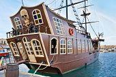The Ship Stern