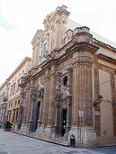 Chiesa Del Colleggio Dei Gesuiti, Trapani
