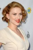 Scarlett Johansson  at the Opening Night Of LA Shorts Fest '09. Laemmle's Sunset 5, West Hollywood,