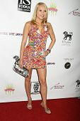 Alana Curry at the West Coast Premiere of 'Space Girls in Beverly Hills'. Regency Fairfax Cinema, Lo